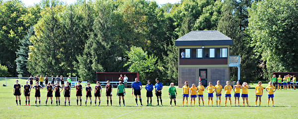 2013 09 21:  UMMorris Soccer, Women
