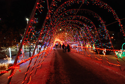 2013 11 28:  Bentleyville Holiday Lights