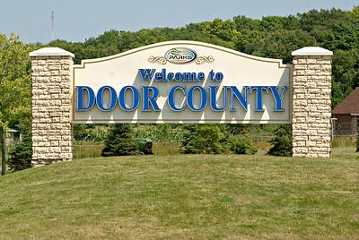 2014 08 07-10:  Door County WI US
