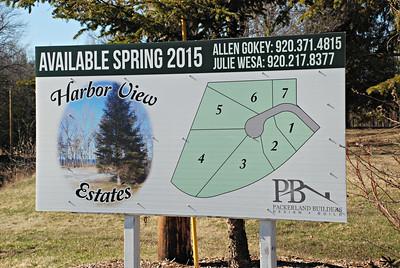 2015 04 18:  Harbor View Estates, Sister Bay, WI, US