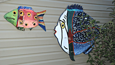 2013 06 06: Fish Art, Photos