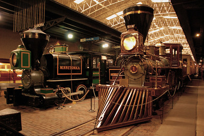 2011 03 14:  The Depot Train Museum, Duluth, MN