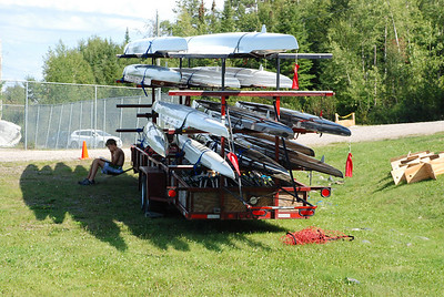 2010 08 12:  NWIRA, Set Up Day, Kenora