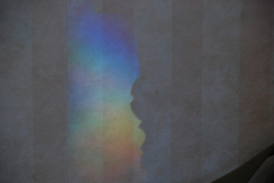 2012 09 09: Rainbow Shadows, Home