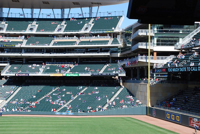 Twins Pics: Photos of Target Field to MN Twins