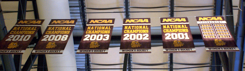 2012 01 14: Ws Hockey, UMD v Gophers, Gophers win 3-0
