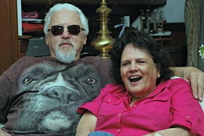 2015 07 19: Angela & George, Picnic, Ivoryton, CT