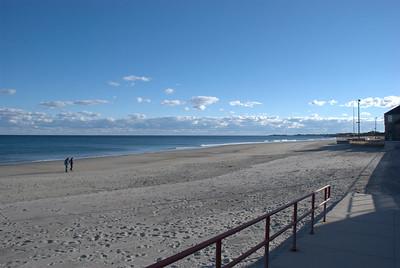 2105 10 17: Scarborough Beach, Narragansett, RI, URI 40th Reunion